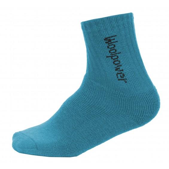 Woolpower Kids sokken met logo 400