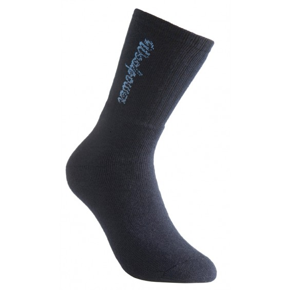 Woolpower Socks 400 met logo