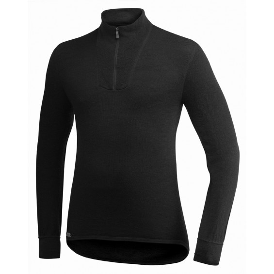 Woolpower Zip Turtleneck 400