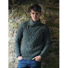 West End Tundra sweater met rits