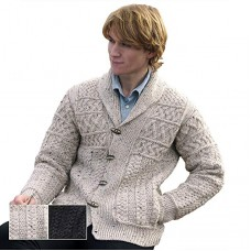 West End Knitwear - herenvest