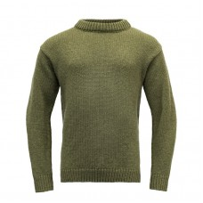 Devold - Nansen | Noorse wollen trui met ronde hals