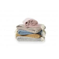 Klippan Classic Wool plaid met merinowol