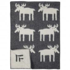 Klippan - Moose | woondeken van eco-wol