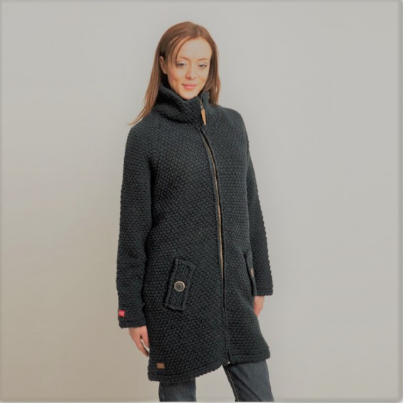 FuzaWool AH Coat Wind Proof