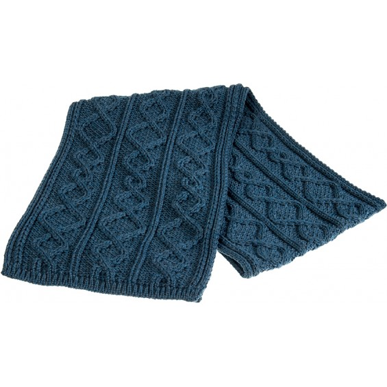 Aran Woollen Mills - B411 | sjaal van merinowol