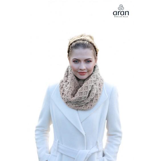 Aran Woollen Mills - royale col