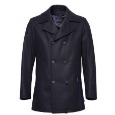 Armor-Lux - Pea coat Kermor | wollen herenjas