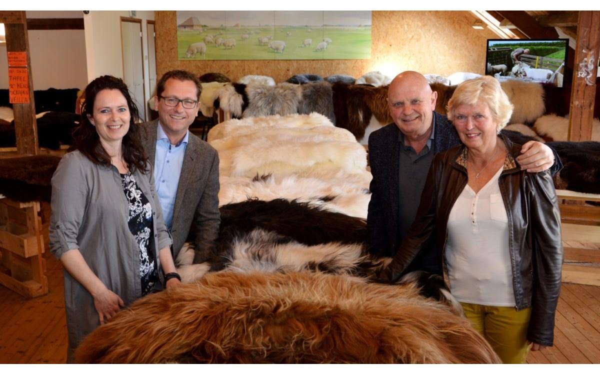 Nieuwe eigenaren Texelana richten webshop voor retailers in