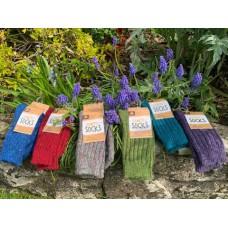 Country Socks | gekleurde sokken - gewone lengte