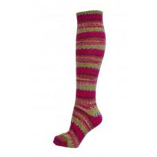 Fair Isle Socks | vrolijke sokken - lange lengte