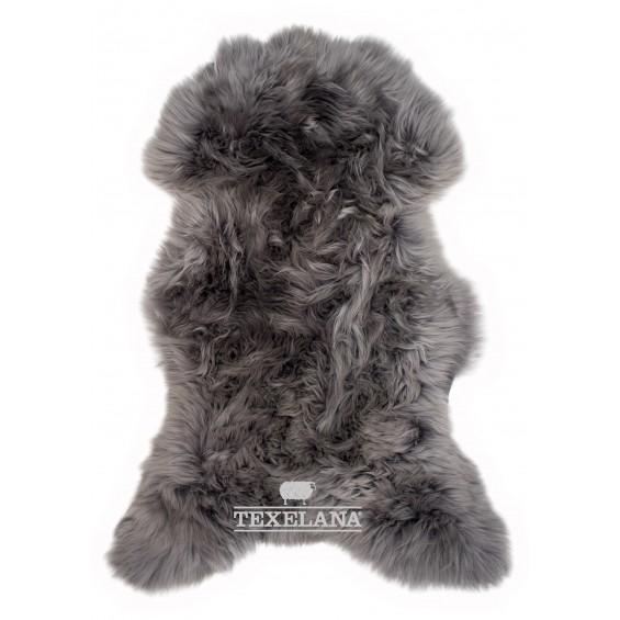 Texelana schapenvacht grijs