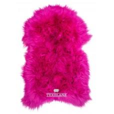 Texelana geverfde schapenvacht roze