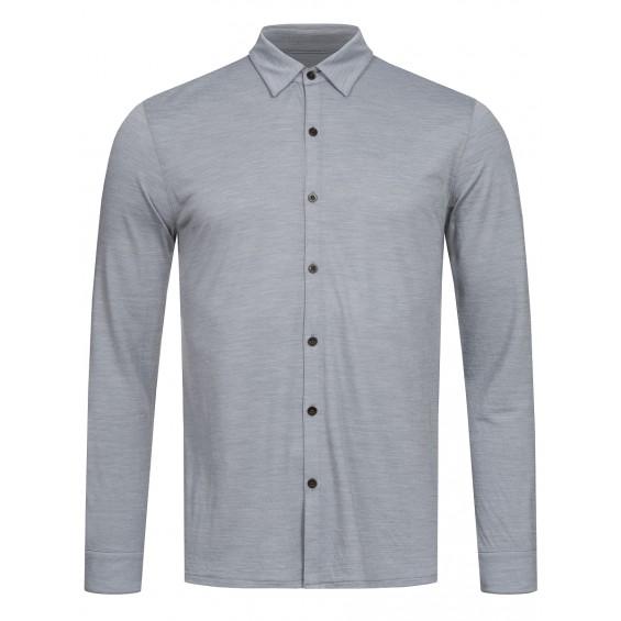 Super.natural - Everyday | heren blouse van merinowol