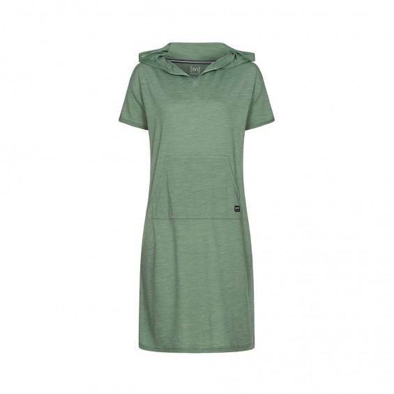 Super.natural - Hooded dress   wollen damesjurk
