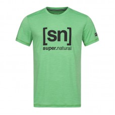 Super.natural M logo Tee