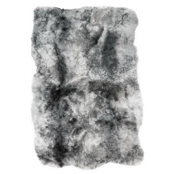 Vachtkleed IJslander geschoren grijs