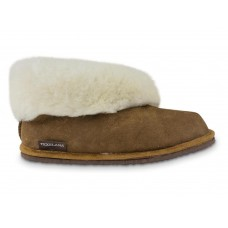 Pantoffel van schapenvacht | Model Texla