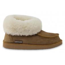 Pantoffel van schapenvacht | Model Vera