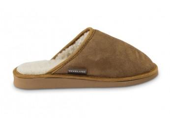 Ria pantoffel/slipper van schapenvacht