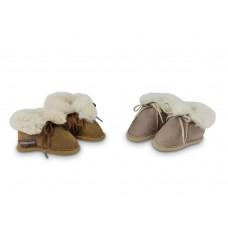 Sandra Babypantoffel en schoentje.