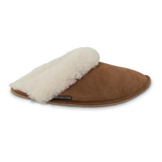 Tosca slipper / pantoffel van schapenvacht