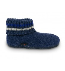 De originele Haflinger kinderpantoffel - Type Paul