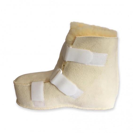 Rolstoel indoor pantoffel - suède