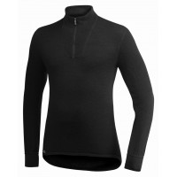 Zip Turtleneck 200 Black
