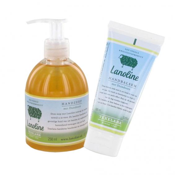 Cadeaupakket 3 - Huidverzorgingsproducten met lanoline